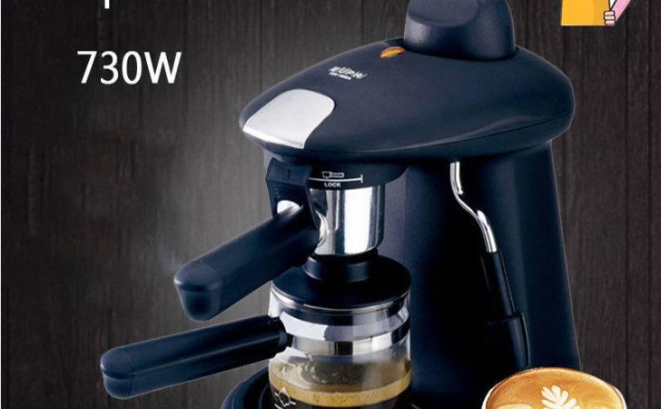 Italian Coffee Machine Espresso Automatic Steam Fancy