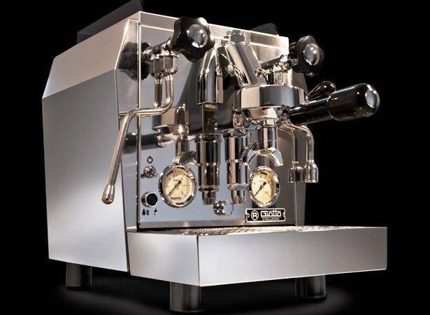 Italian Coffee Machine Rocket Giotto Evoluzione Espresso