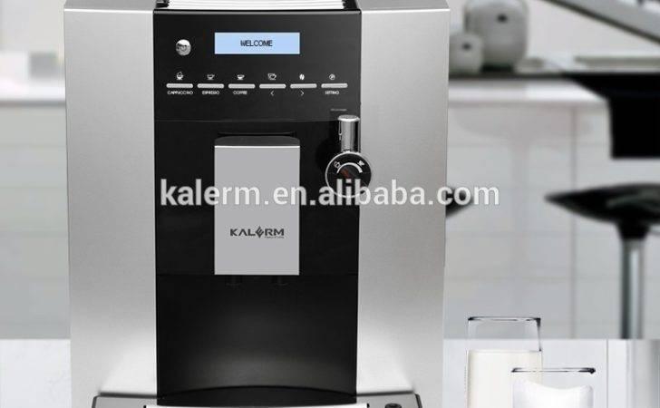 Italian Design Espresso Coffee Maker Fully Automatic Machine