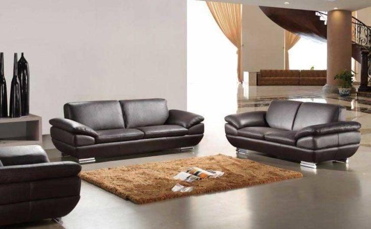 Italian Designer Leather Sofa Design