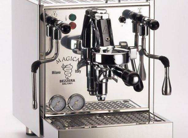 Italian Espresso Bezzera Magica Machine Coffee