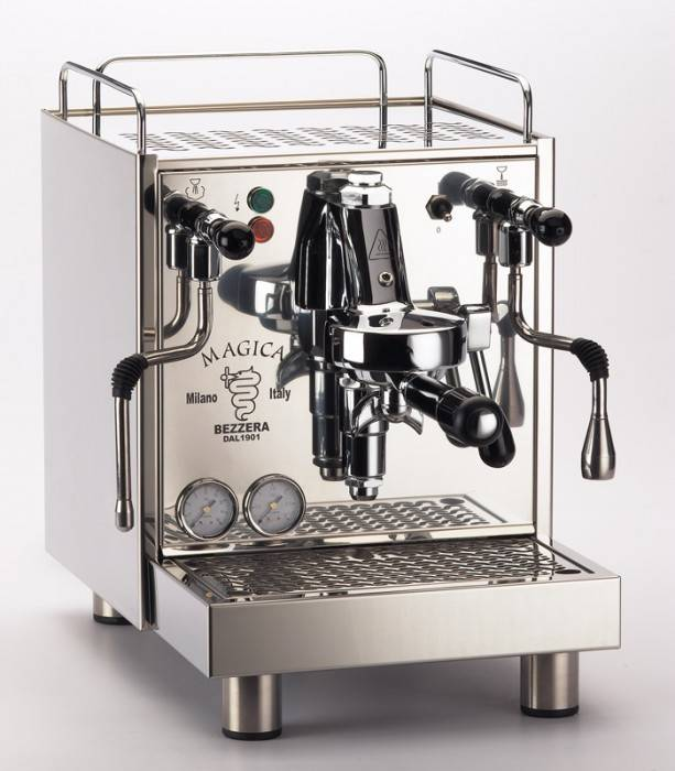 Italian Espresso Bezzera Magica Machine Coffee