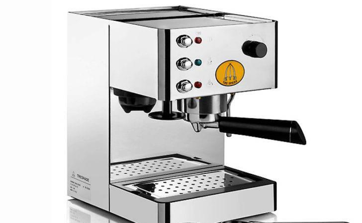 Italian Espresso Machine Casa Deluxe Netropolitan