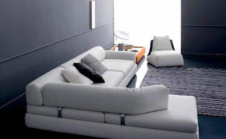 Italian Furniture Modern Designer Sofas