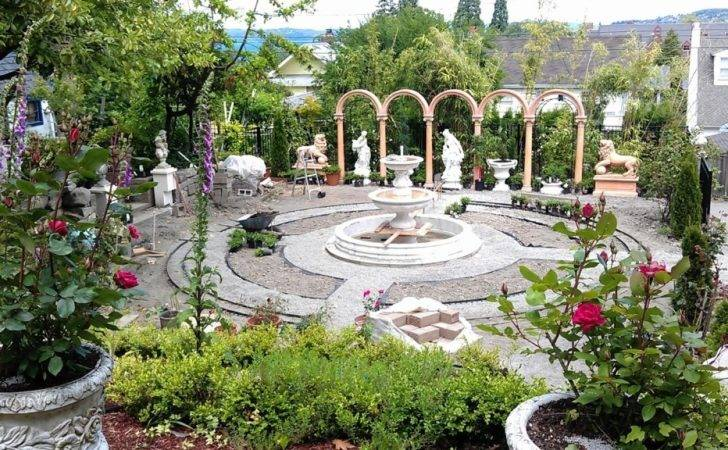 Italian Garden Design Gardennajwa