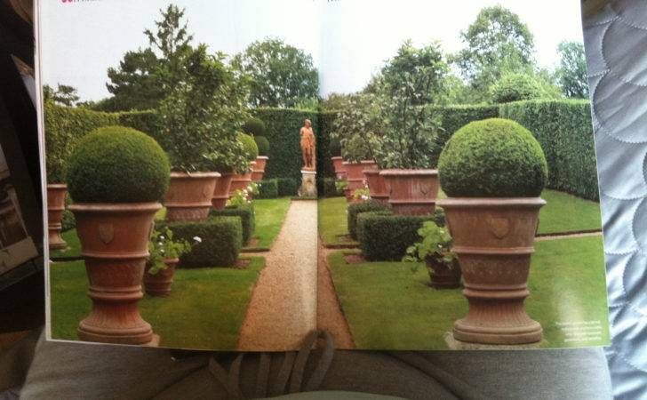 Italian Garden Design Green Spaces Pinterest