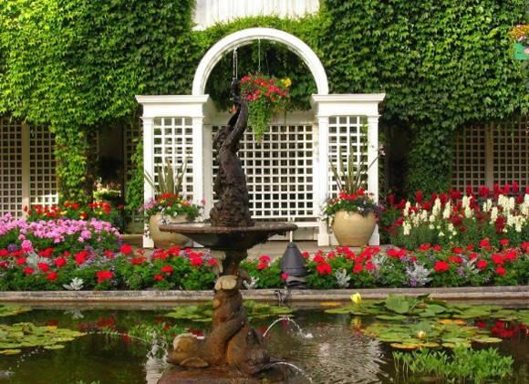 Italian Garden Design Plants
