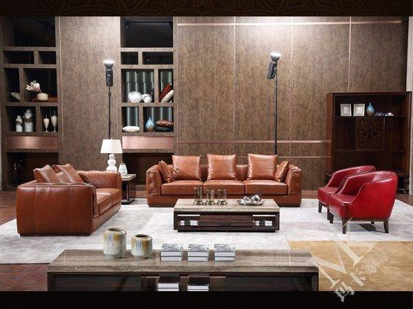 Italian Genuine Leather Furniture Manufacturers