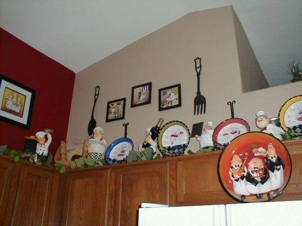Italian Kitchen Decor Chef Themes