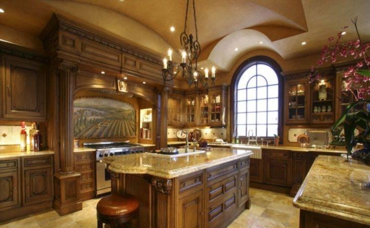 Italian Kitchen Decor Design Ideas