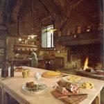 Italian Kitchen Decor Old World Mediterranean Spa
