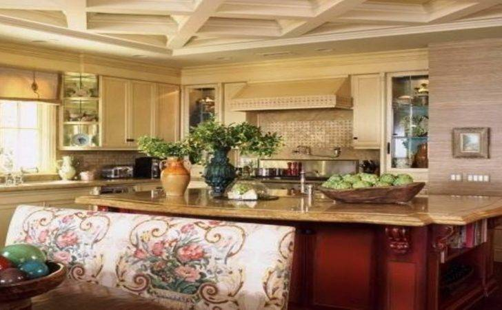 Italian Kitchen Decorating Ideas Bistro