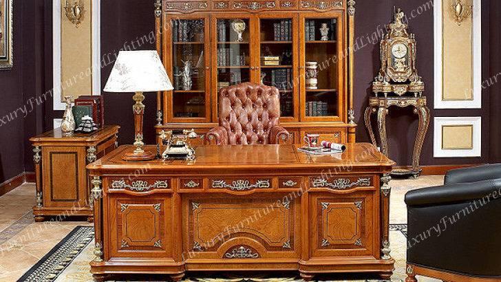 Italian Office Furniture Luxurious Majestic
