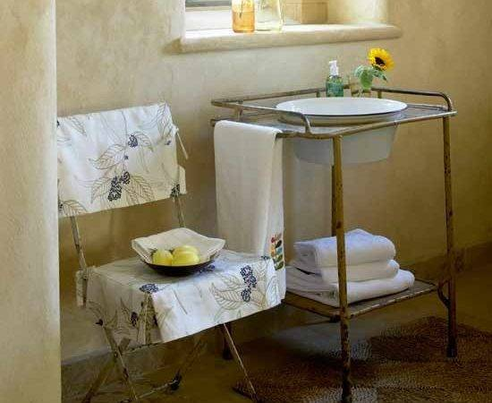 Italian Style Washroom Bathrooms Decorating Ideas