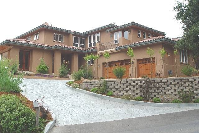 Italian Tuscany Style Luxury Homes Residential Architect Drawings