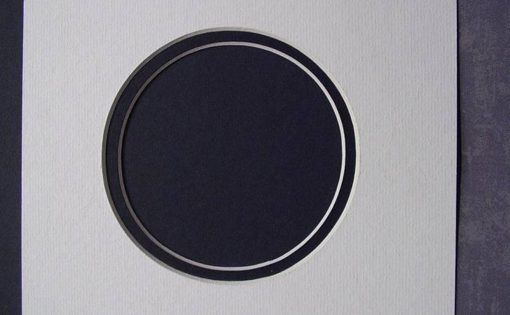 Items Similar Frame Mat Ivory Black Double