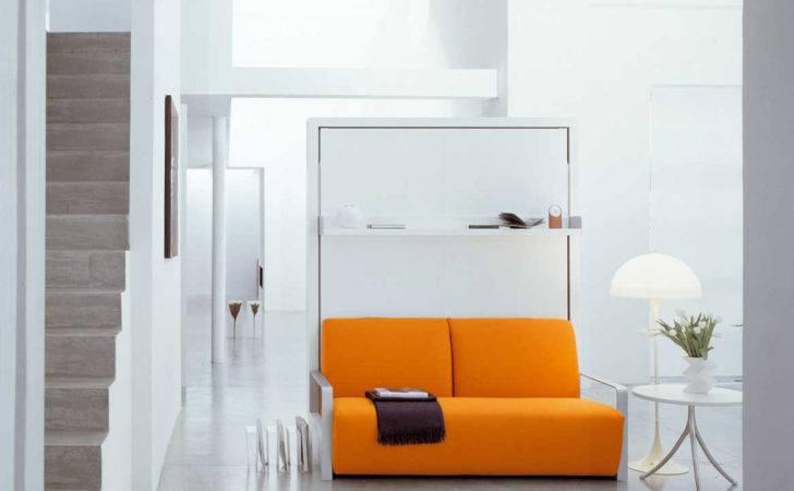 Ito Fold Away Wall Bed Adjustable Sofa