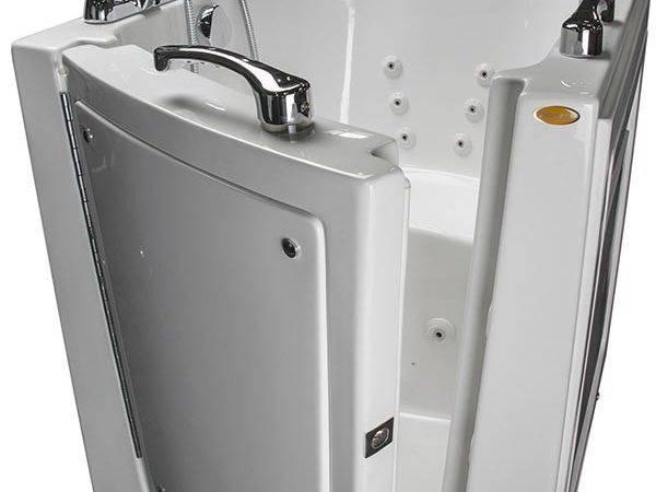 Jacuzzi Comfort Series Walk Tub
