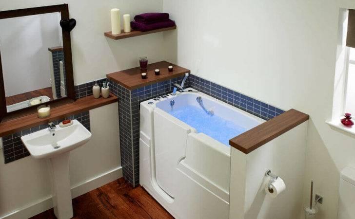 Jacuzzi Walk Bath Premier Care Bathing