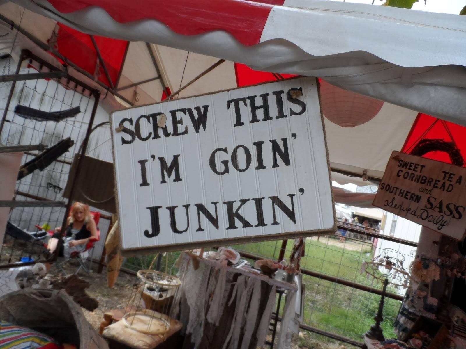 Janettefuller Texas Antique Weekend Warrenton