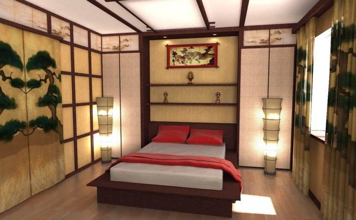 Japanese Bedroom Furniture Raya