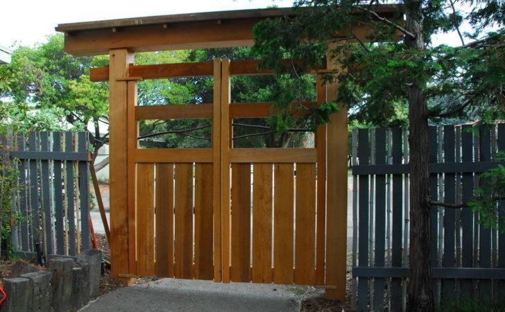 Japanese Fences Gates Gate Fence Project Lake Merritt