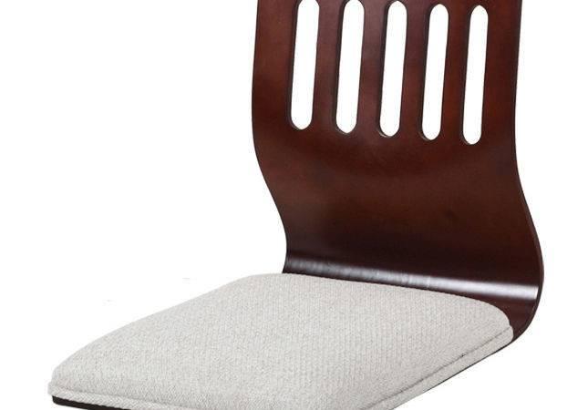 Japanese Floor Cushion Chairs Tatami Reclining Zaisu Seat Sitting