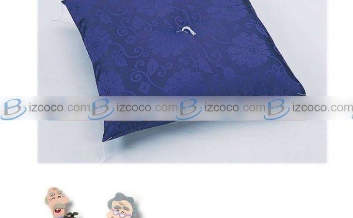 Japanese Floor Cushion Traditional Pattern Japan Manufacturer