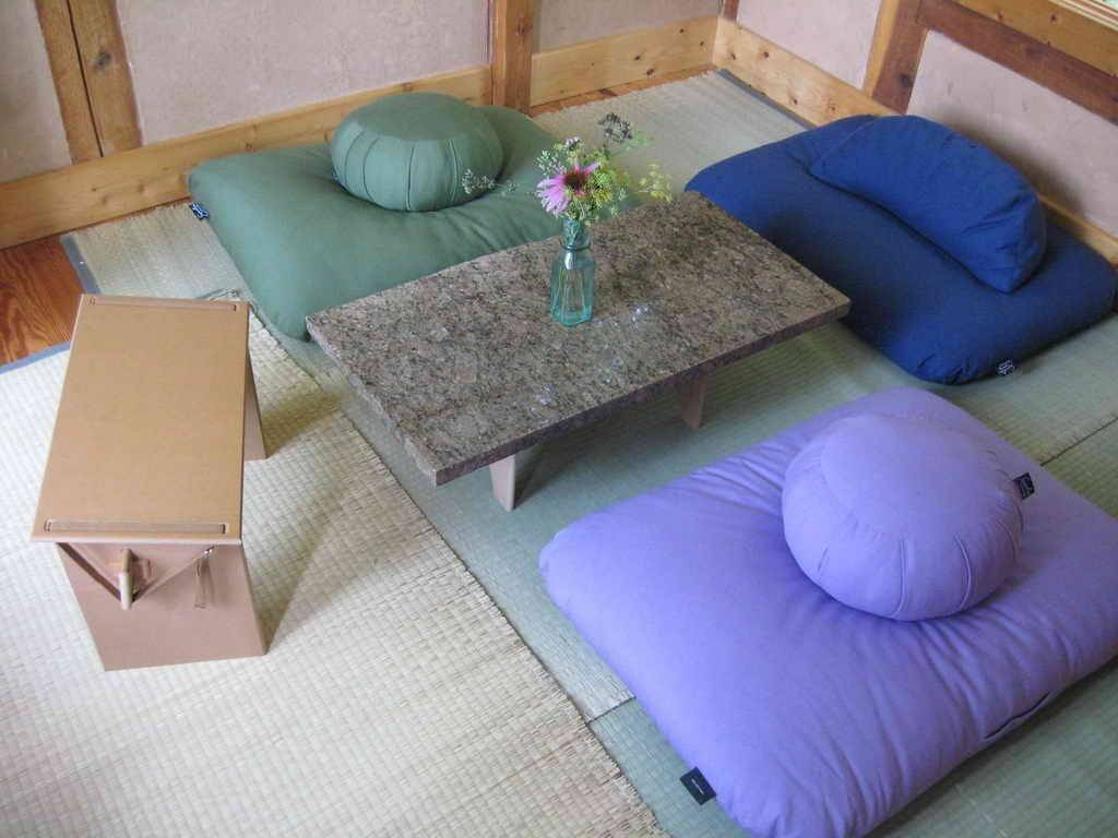Japanese Floor Pillows Cushions Make