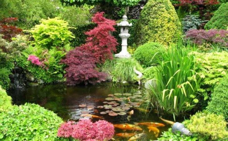 Japanese Garden Ideas Decoration