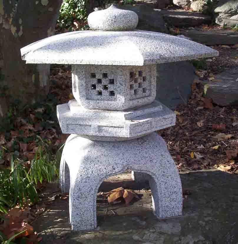 Japanese Garden Lanterns