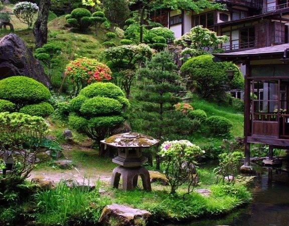 Japanese Gardens Pinterest Garden Style