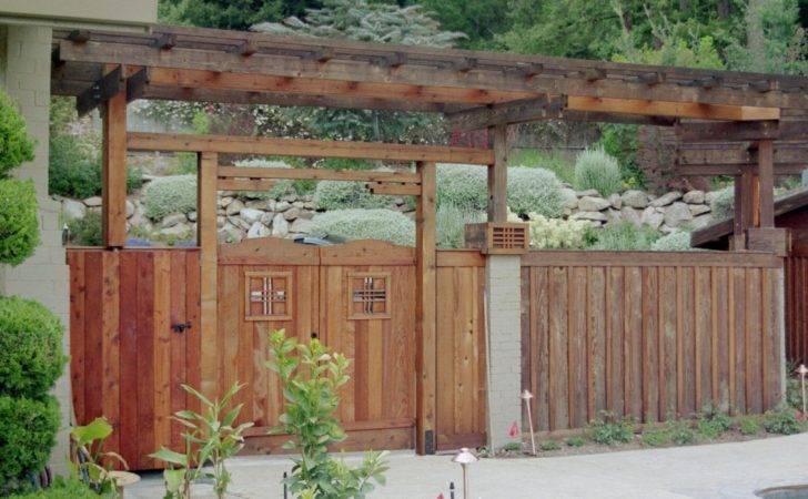 Japanese Gates Fences Related Keywords Suggestions