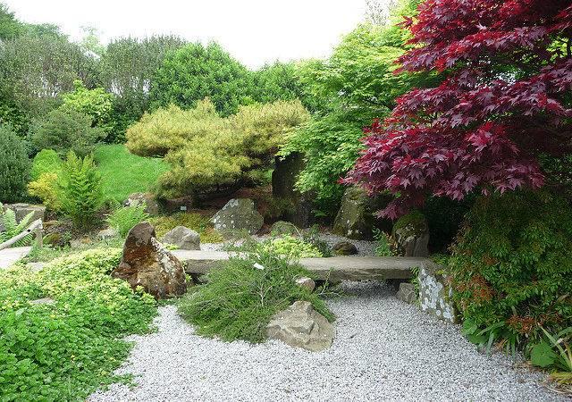 Japanese Gravel Garden Flickr