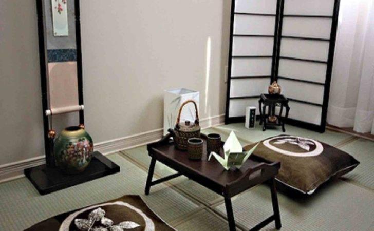 Japanese Interior Design Home