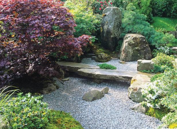 Japanese Meditation Garden Hgtv