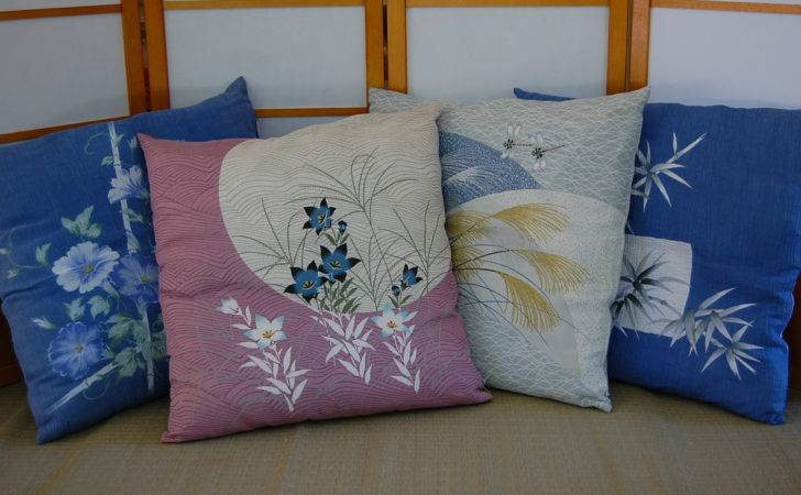 Japanese Seating Pillows