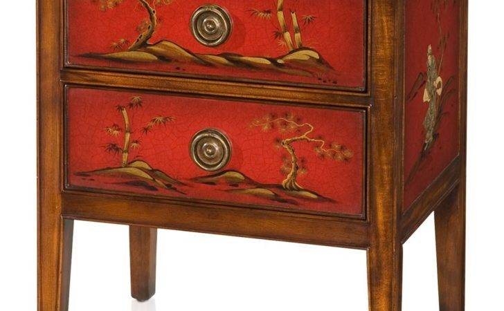 Japanese Style Bedside Chest Bedsides Brights