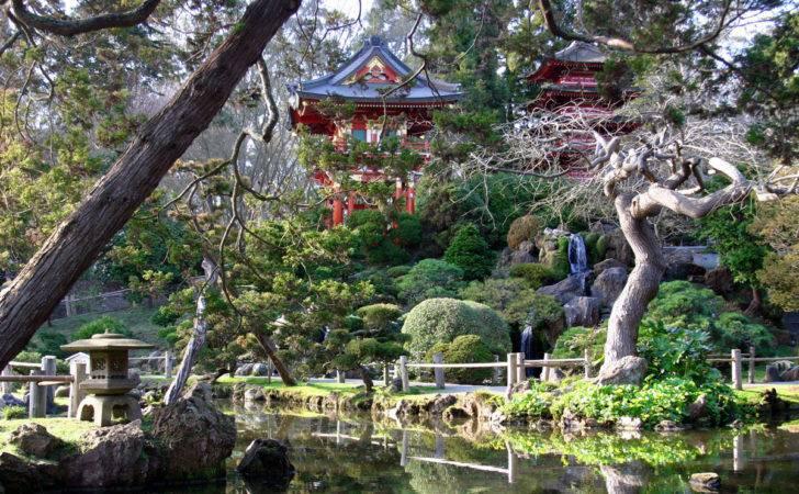 Japanese Tea Garden San Francisco Simon Tong Day