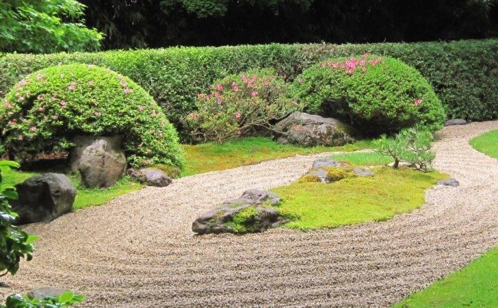 Japanese Tea Garden San Francisco Zen Gravel