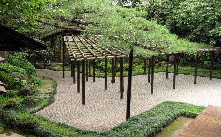 Japanese Zen Garden Design Herb