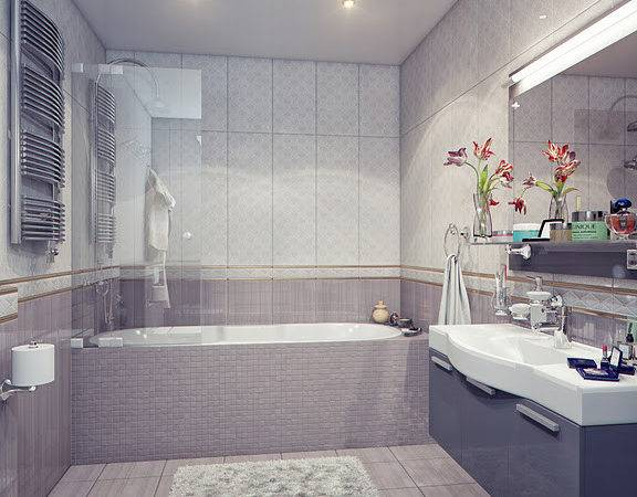Jaw Droppingly Gorgeous Bathrooms Combine Vintage Modern