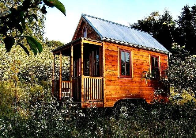 Jay Shafer Original Tiny Tumbleweed Home Wheels Sale House