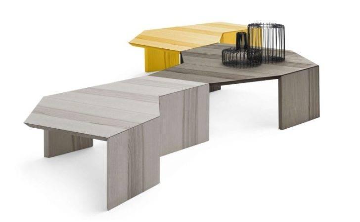 Jeeg Modular Table Can Reconfigured Diversify Your