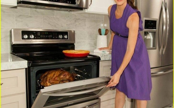 Jennifer Garner New Double Oven Symmetry Range