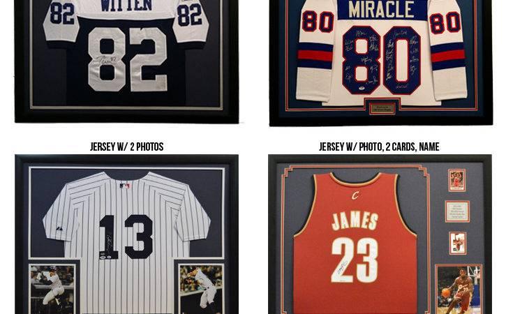 Jersey Framing Mlb Baseball Framed Frame Ebay