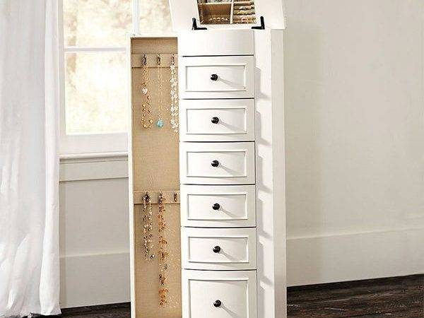 Jewelry Armoire Diy Crafts Ideas Gifts Pinterest