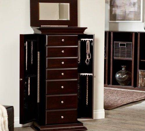 Jewelry Armoires Chests Armoire Storage