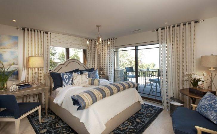 Jolla Luxury Guest Bedroom Robeson Design