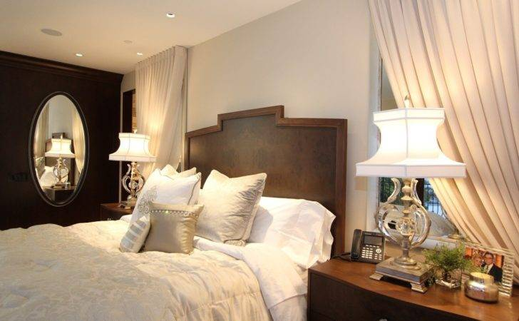Jolla Luxury Master Bedroom Robeson Design